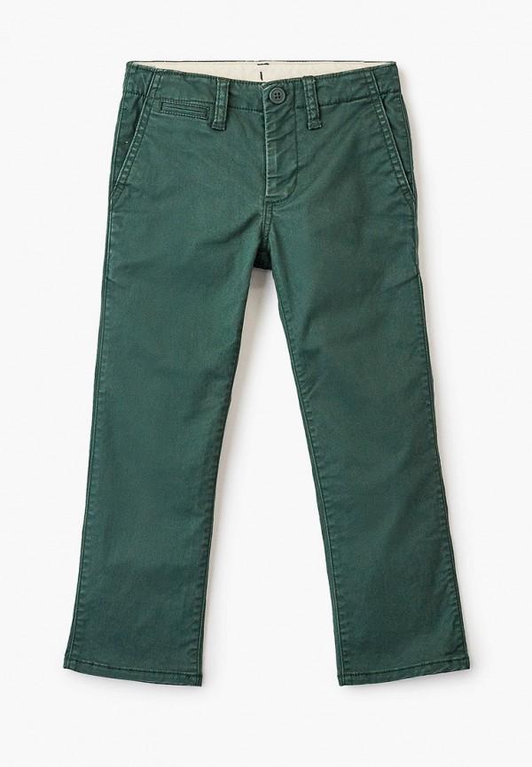 брюки gap для мальчика, зеленые