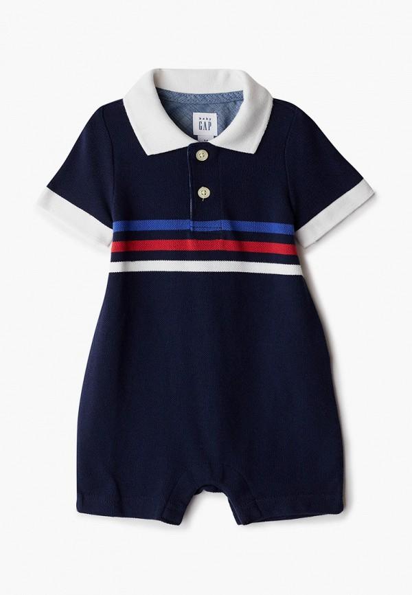комбинезон gap для мальчика, синий