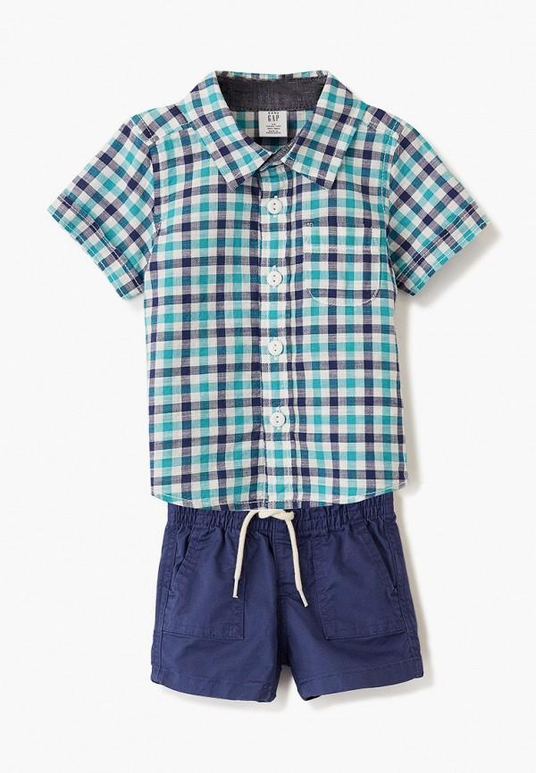 костюм gap для мальчика, разноцветный