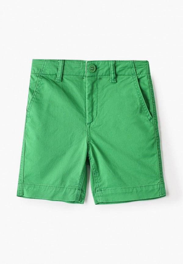 шорты gap для мальчика, зеленые