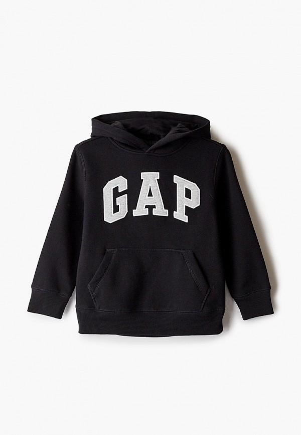 худи gap для мальчика, черные