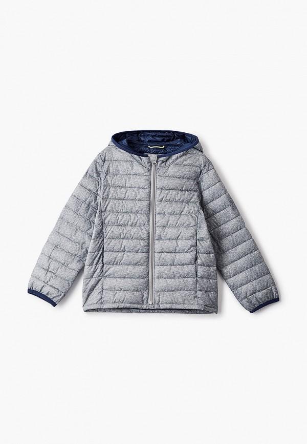 куртка gap для мальчика, серая
