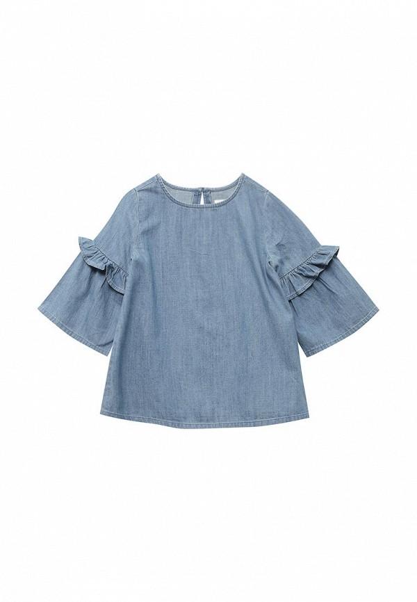 купить Рубашка джинсовая Gap Gap GA020EGAHPG7 по цене 1870 рублей