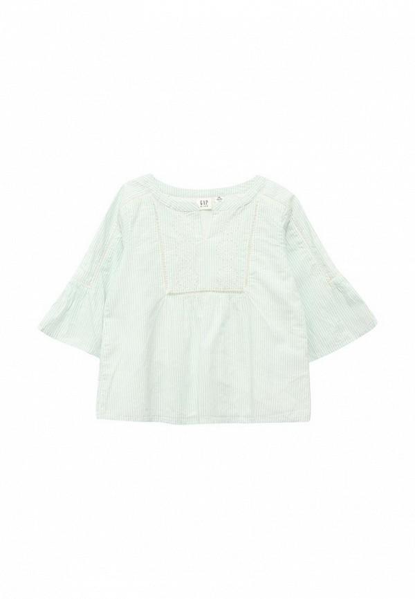 Блуза Gap Gap GA020EGAHPH0 блуза gap gap ga020ewbfto9