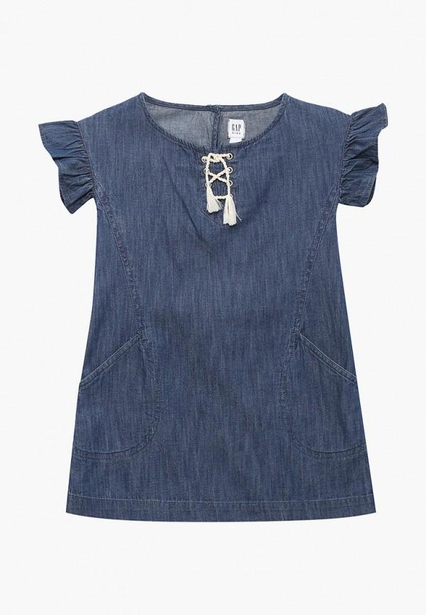 Платье джинсовое Gap Gap GA020EGAHPJ9 платье gap gap ga020egahni4