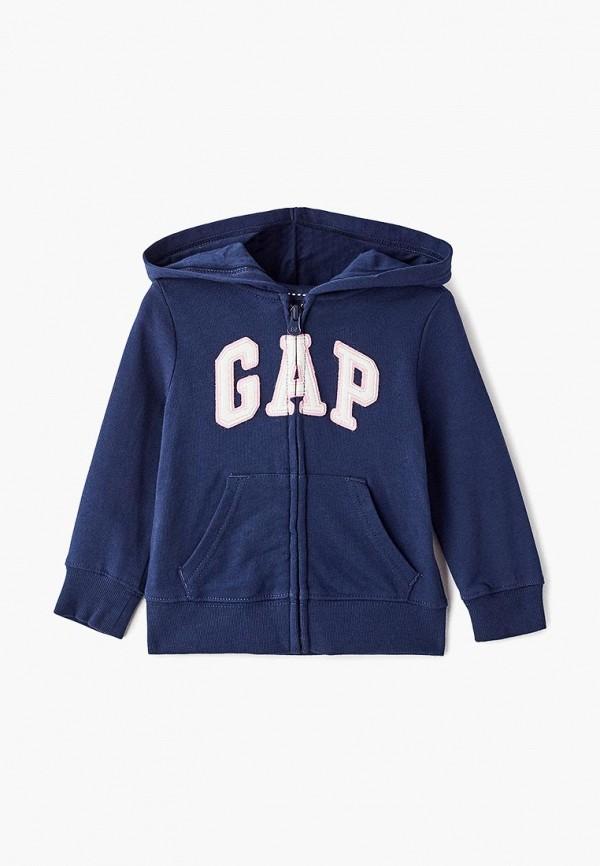Купить Толстовка Gap, ga020egbtpl2, синий, Осень-зима 2018/2019