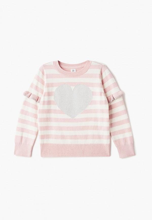 Купить Джемпер Gap, ga020egbtqi0, розовый, Осень-зима 2018/2019