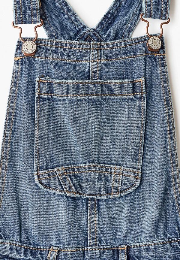 Детский комбинезон джинсовый Gap 382870 Фото 3