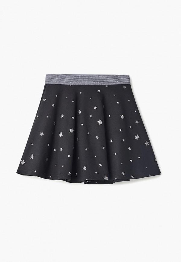 юбка gap для девочки, черная
