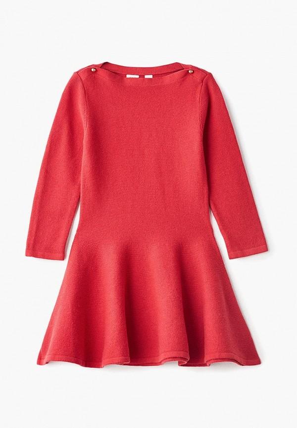 Платье Gap, ga020egbtrf3, красный, Осень-зима 2018/2019  - купить со скидкой