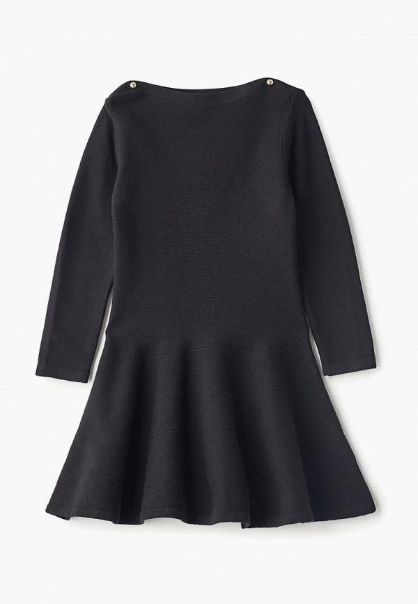 Платье Gap, ga020egbtrf4, черный, Осень-зима 2018/2019  - купить со скидкой