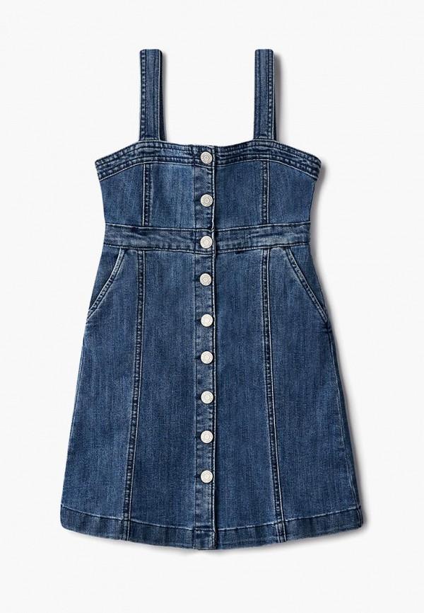 Платье джинсовое Gap Gap GA020EGCBMU3 платье gap gap ga020egahni4