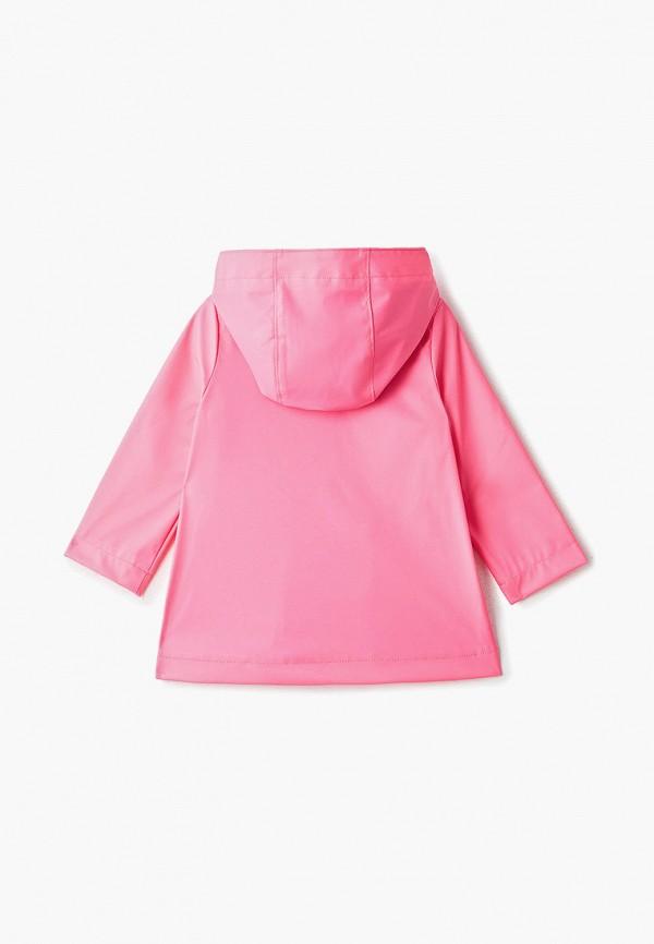 Фото 2 - Куртку Gap розового цвета