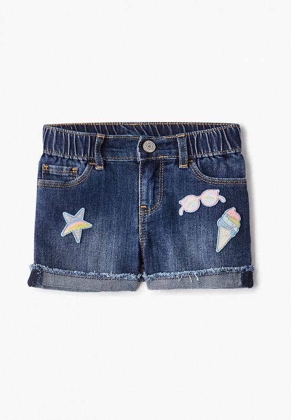 Шорты джинсовые Gap Gap GA020EGEGKY4 шорты джинсовые gap gap ga020ebahnn2