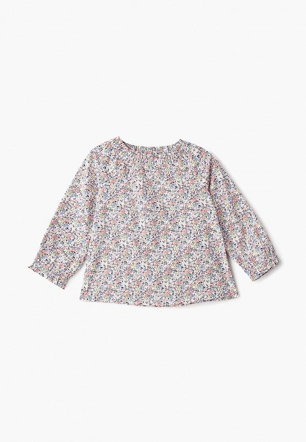 блузка gap для девочки, разноцветная