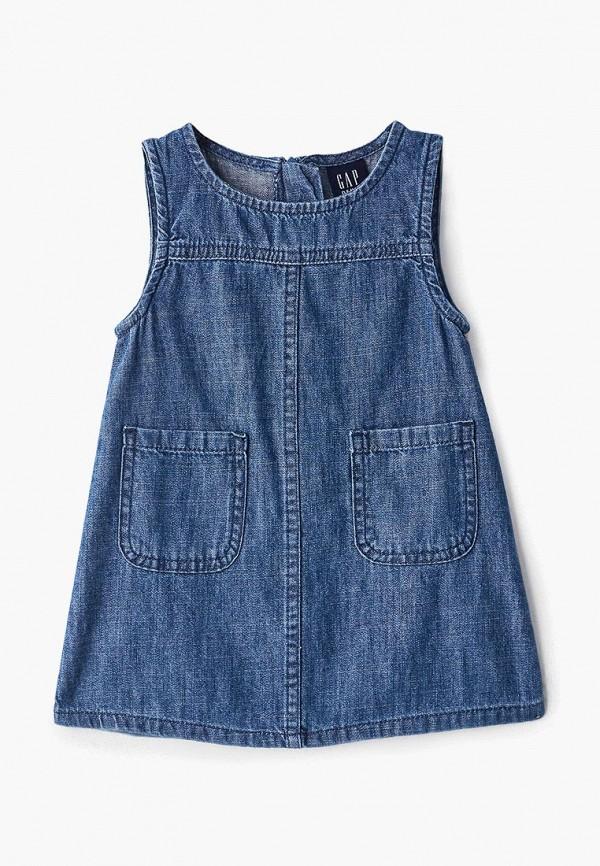 купить Платье джинсовое Gap Gap GA020EGEGLF8 онлайн
