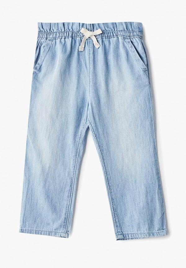 брюки gap для девочки, голубые