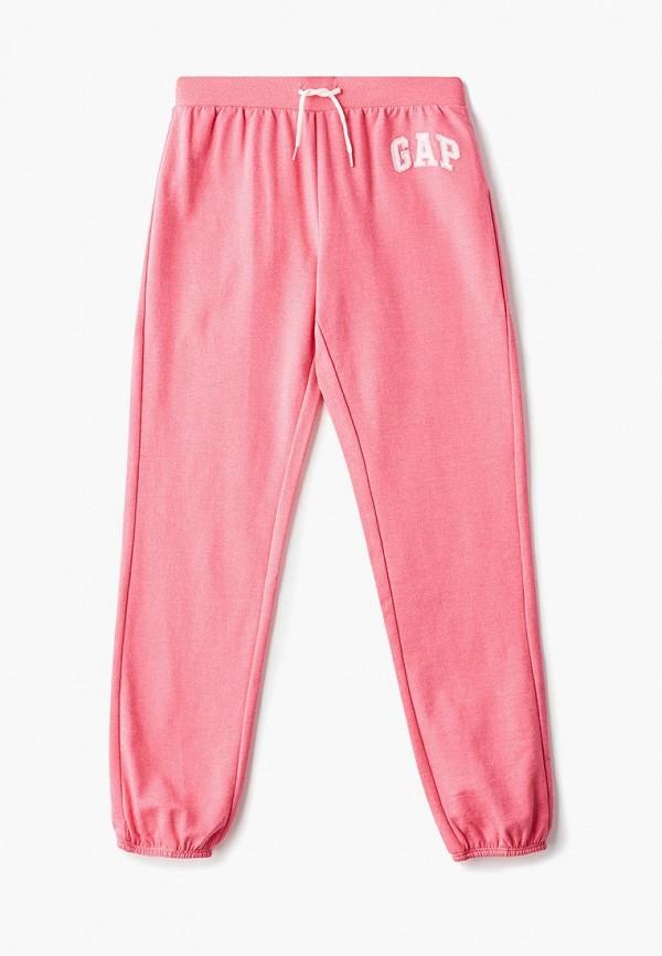 Купить Брюки спортивные Gap, ga020egegmb3, розовый, Весна-лето 2019