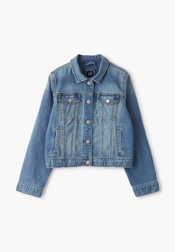 Куртка для девочки джинсовая Gap 353960