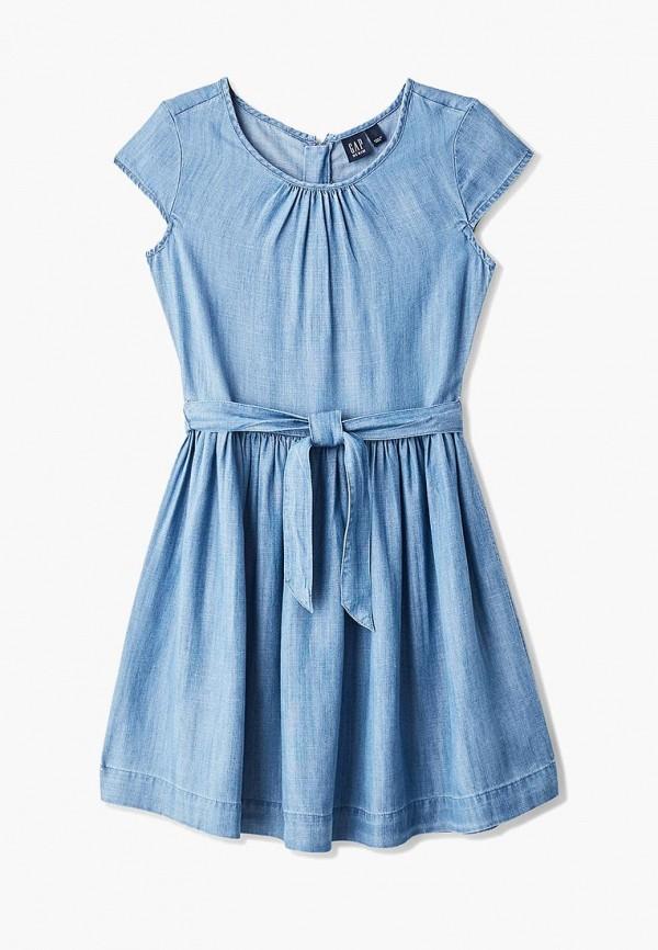 Платье джинсовое Gap Gap GA020EGEGMX8 платье gap gap ga020ewakny4