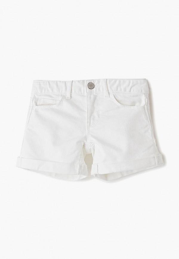 шорты gap для девочки, белые