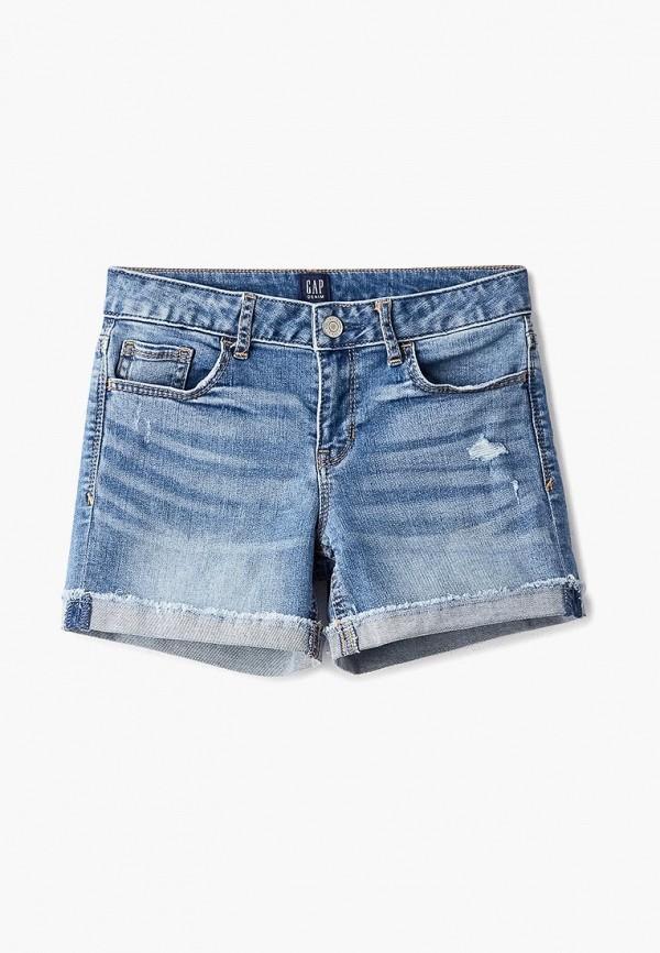 Шорты джинсовые Gap Gap GA020EGEGNB8 шорты джинсовые gap gap ga020ebahnn2