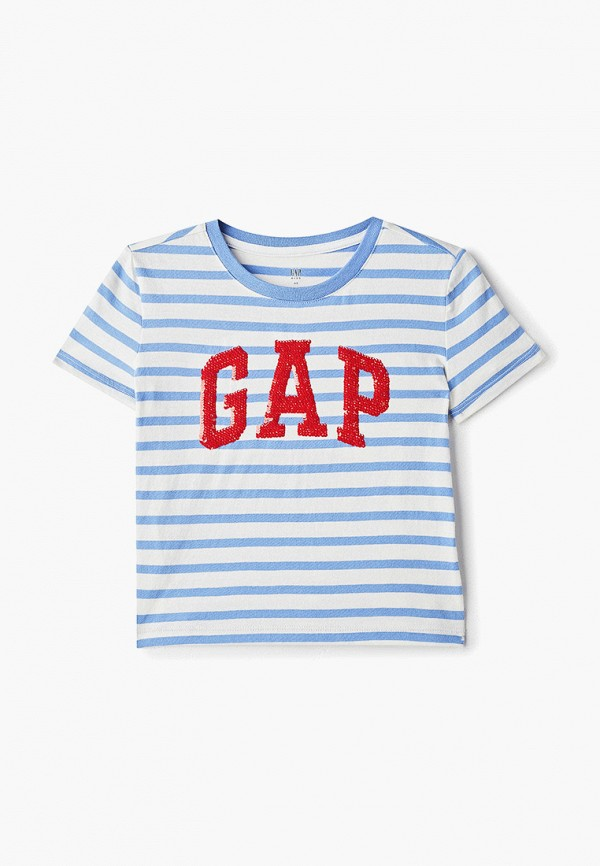 Футболка Gap Gap GA020EGEVJI6 футболка gap gap ga020egegkt0