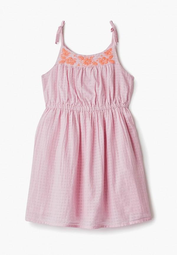 Фото - платье или сарафан для девочки Gap розового цвета