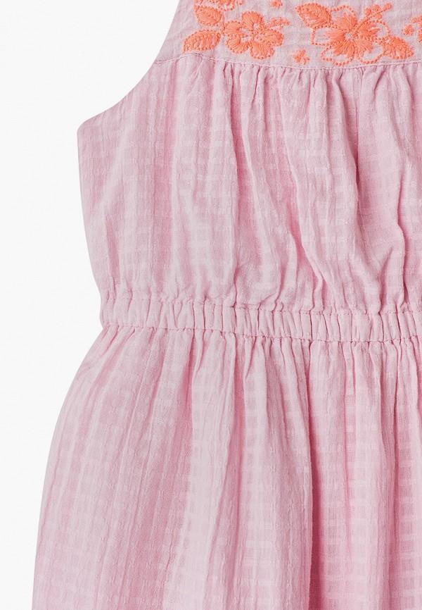 Фото 3 - платье или сарафан для девочки Gap розового цвета