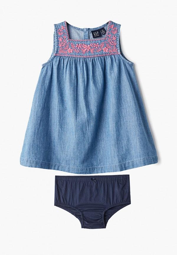 Платье джинсовое Gap Gap GA020EGEVJN8