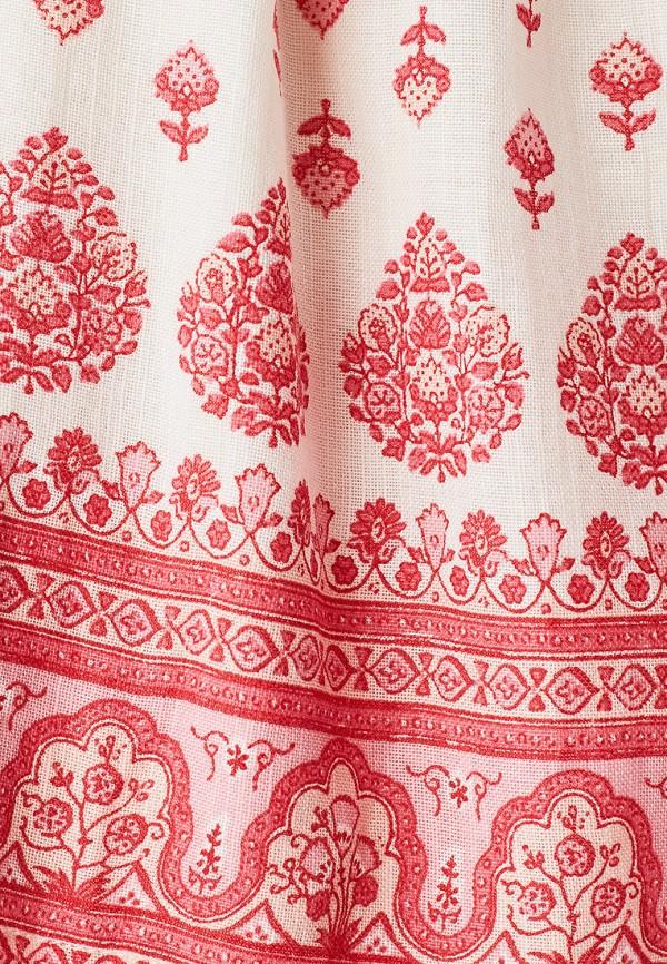 Фото 3 - платье или сарафан для девочки Gap белого цвета