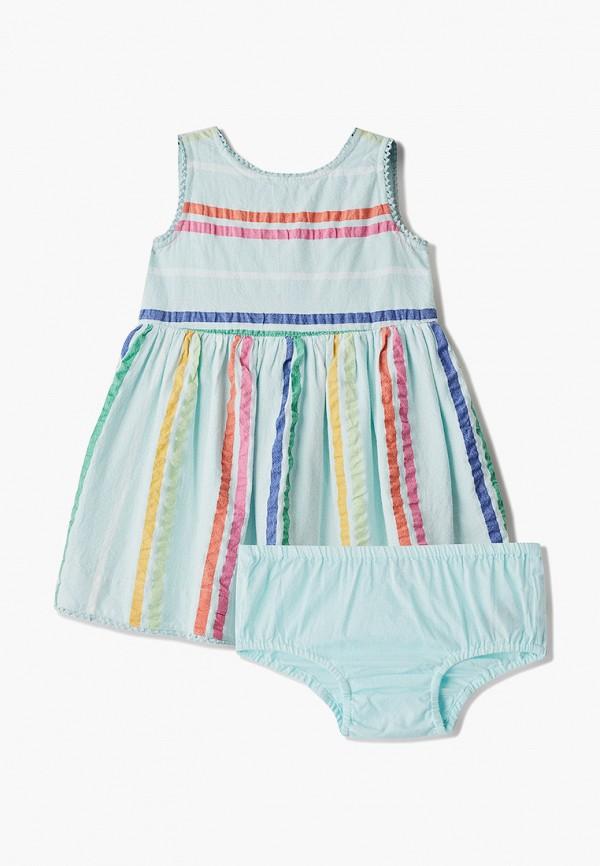 Фото - Платье Gap бирюзового цвета