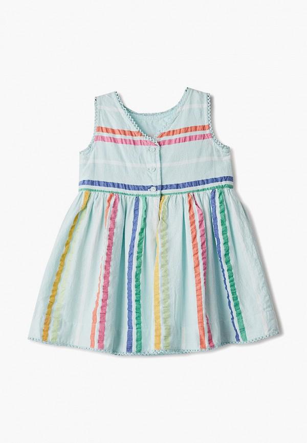 Фото 2 - Платье Gap бирюзового цвета