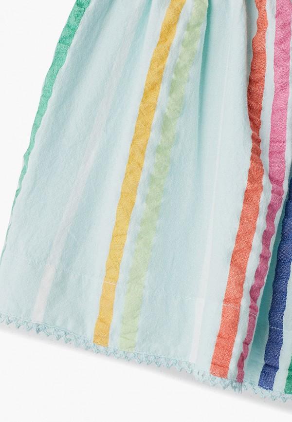 Фото 3 - Платье Gap бирюзового цвета