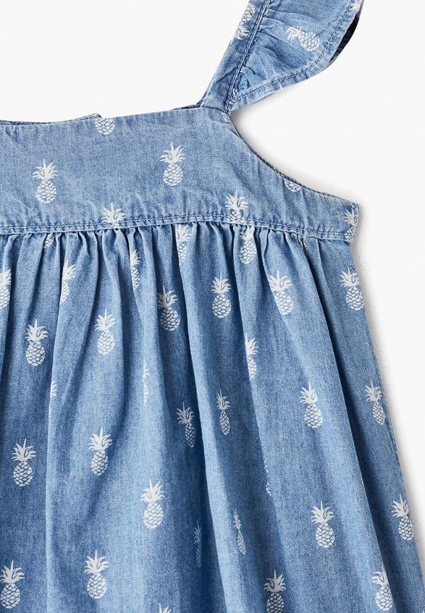 Фото 3 - Платье Gap голубого цвета