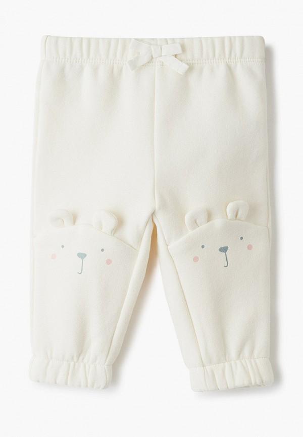 спортивные спортивные брюки gap для девочки, белые