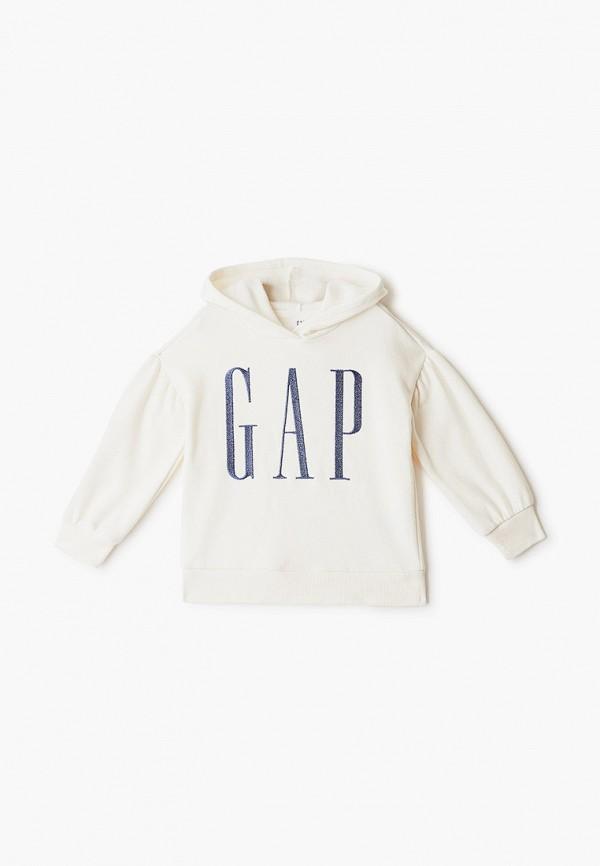 худи gap для девочки, белые