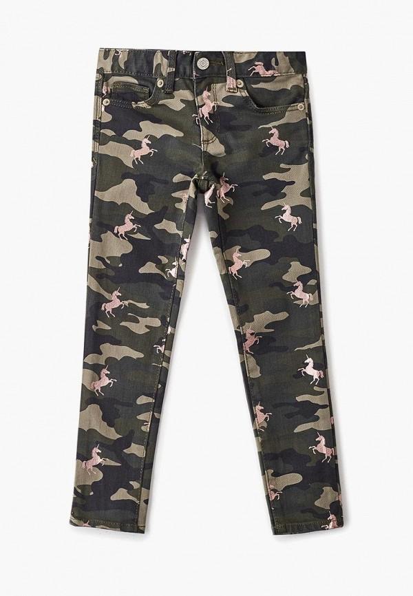 джинсы gap для девочки, хаки