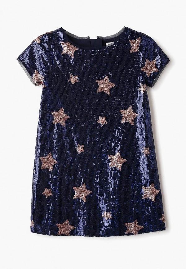 платье gap для девочки, синее