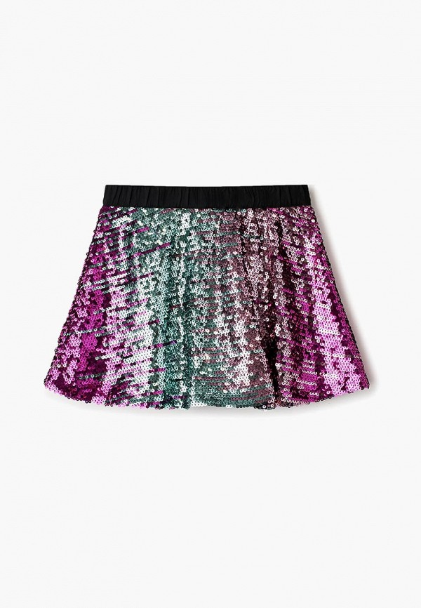 юбка gap для девочки, разноцветная