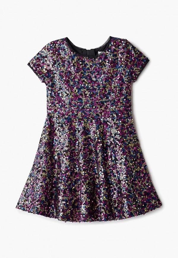 платье gap для девочки, разноцветное