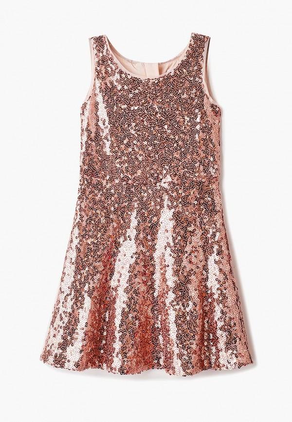 платье gap для девочки, розовое