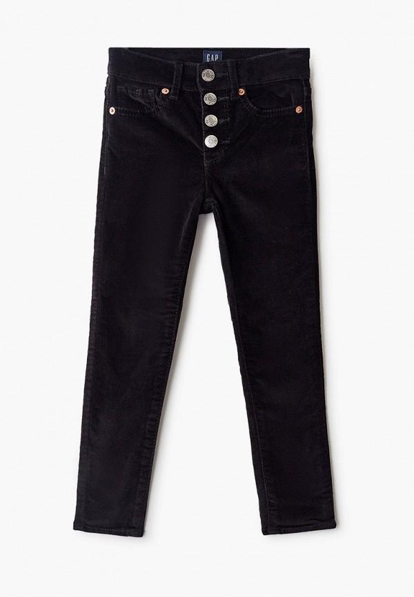 брюки gap для девочки, черные