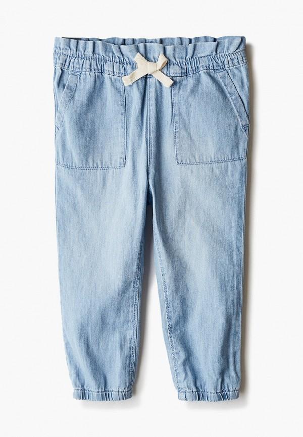 джинсы gap для девочки, голубые