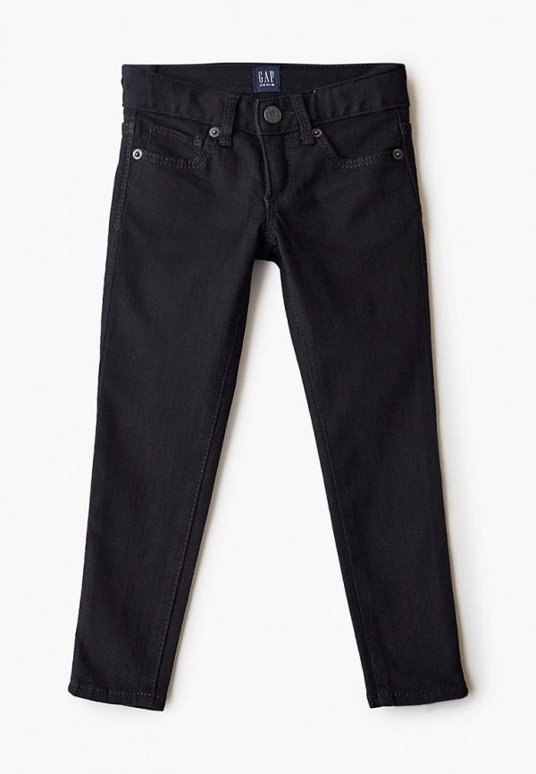 джинсы gap для девочки, черные