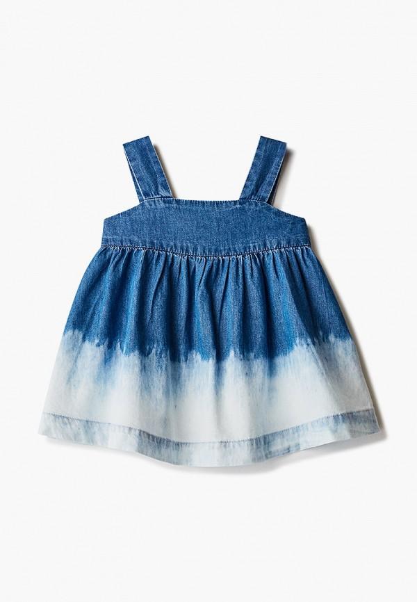 сарафан gap для девочки, синий