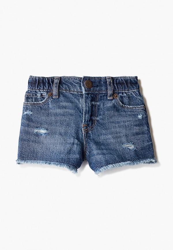 шорты gap для девочки, синие