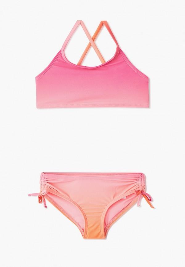 купальник gap для девочки, розовый