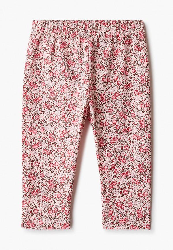 леггинсы gap для девочки, розовые