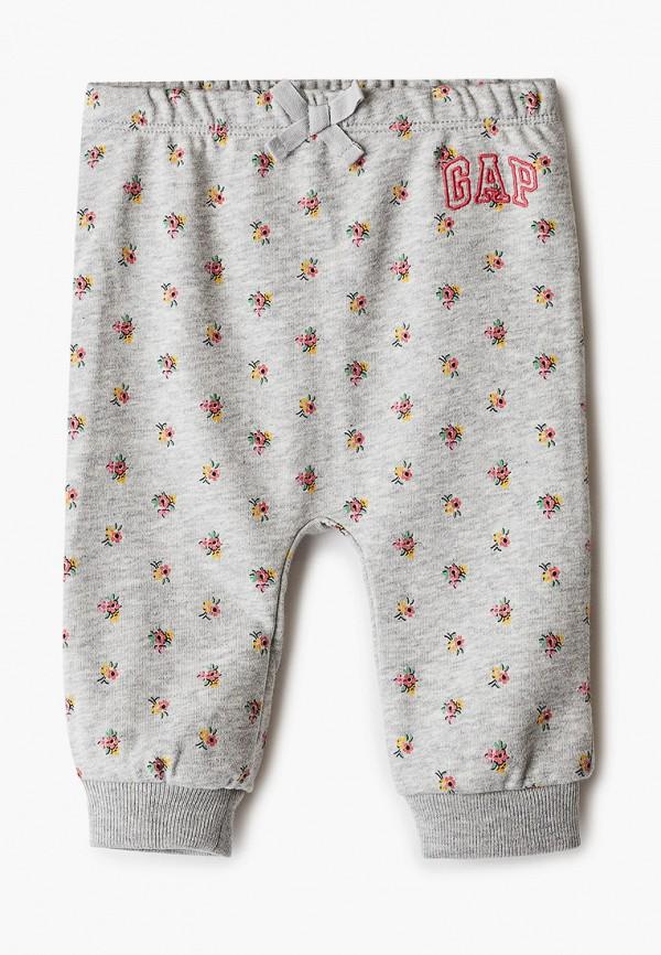 спортивные брюки gap для девочки, серые